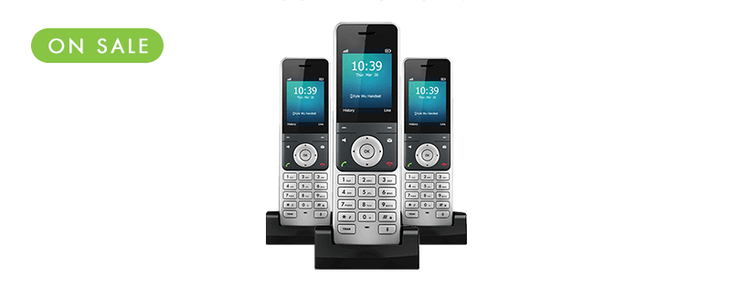 High Performance Cordless Phone Rentals